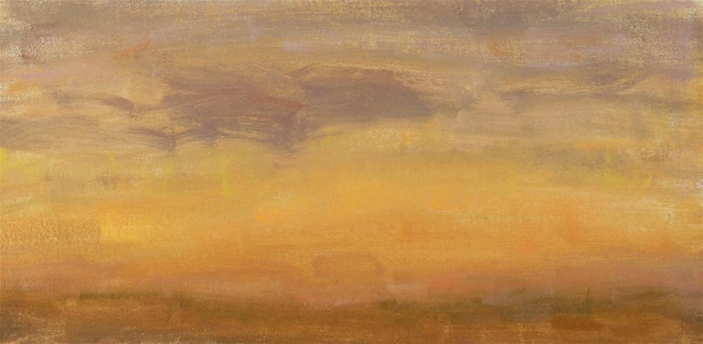 """Sunrise Light 02"" original fine art by Scott Serafica"