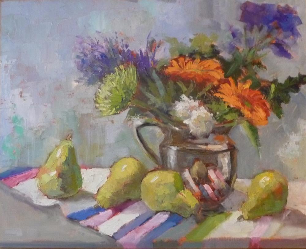 """Summer"" original fine art by Carol Josefiak"