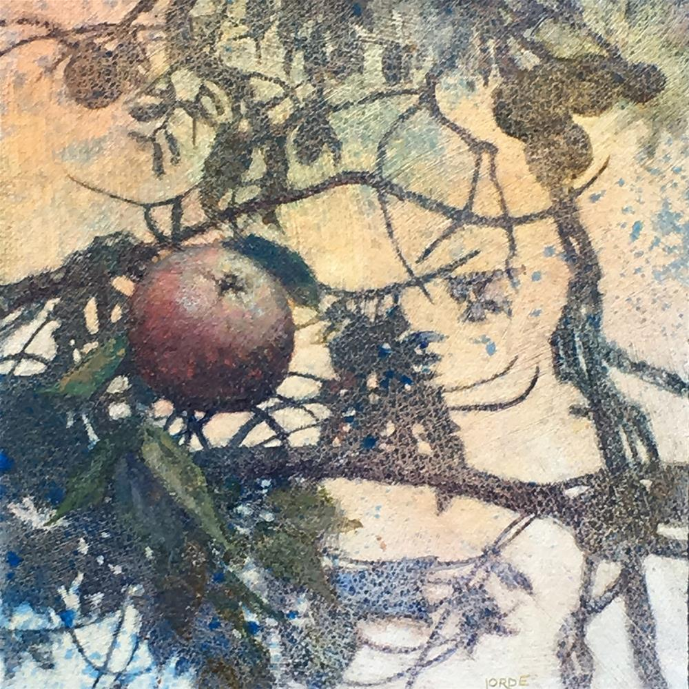 """Winfrey Point Fruit"" original fine art by Robyn Jorde"