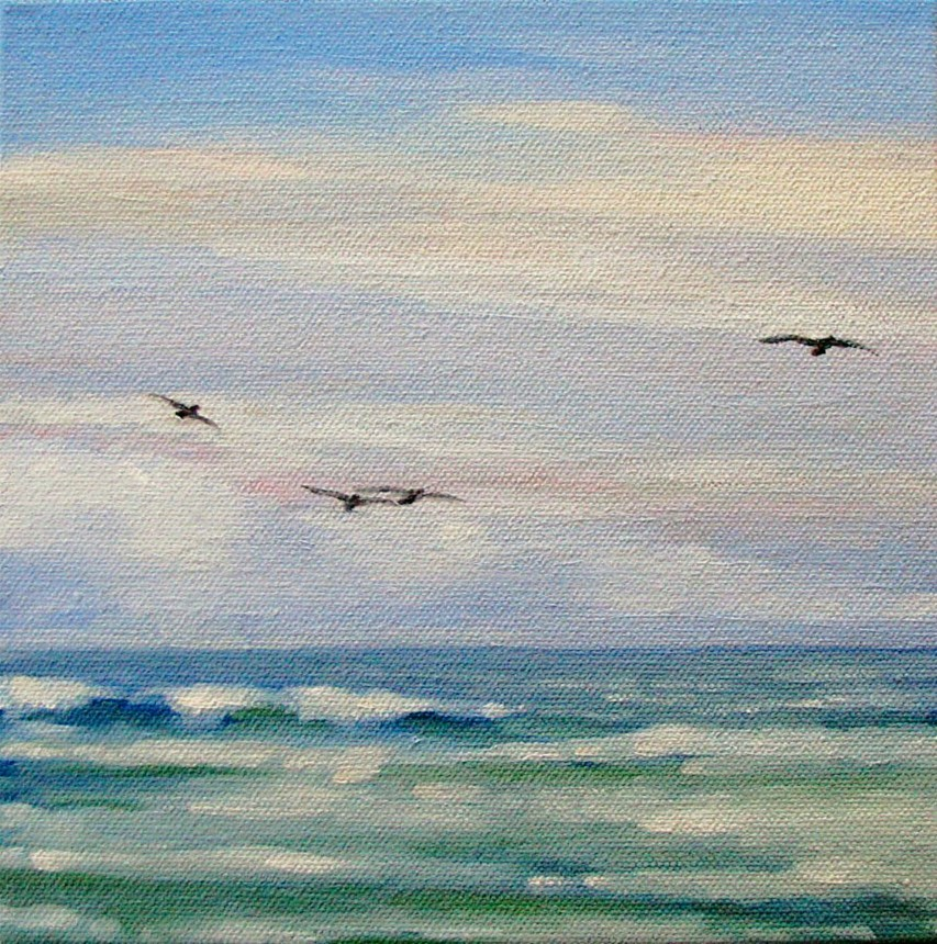 """Soaring"" original fine art by Joanna Bingham"