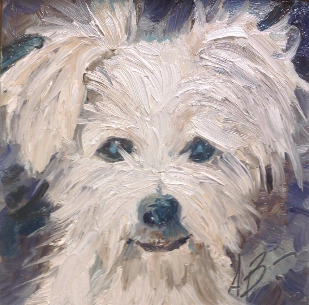"""Needs a Home"" original fine art by Annette Balesteri"