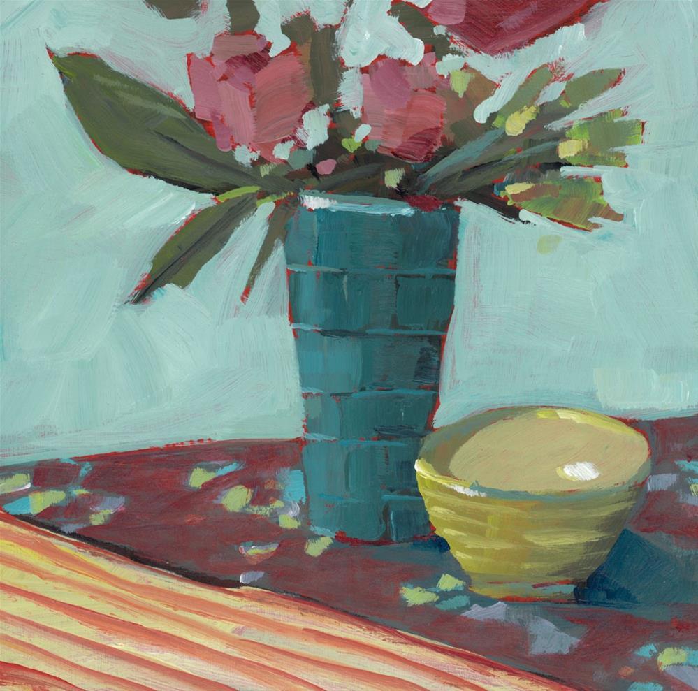 """0851: Ancient Love"" original fine art by Brian Miller"