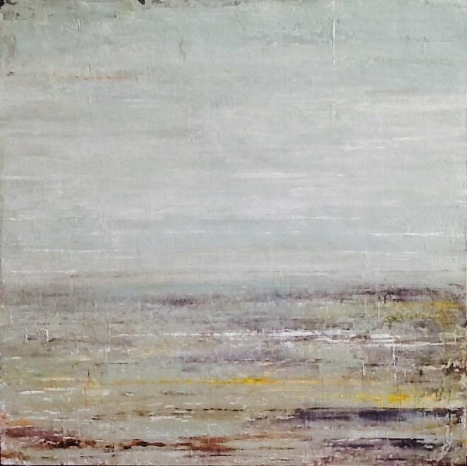 """""""Salt Mist"""" original fine art by Maureen Bowie"""