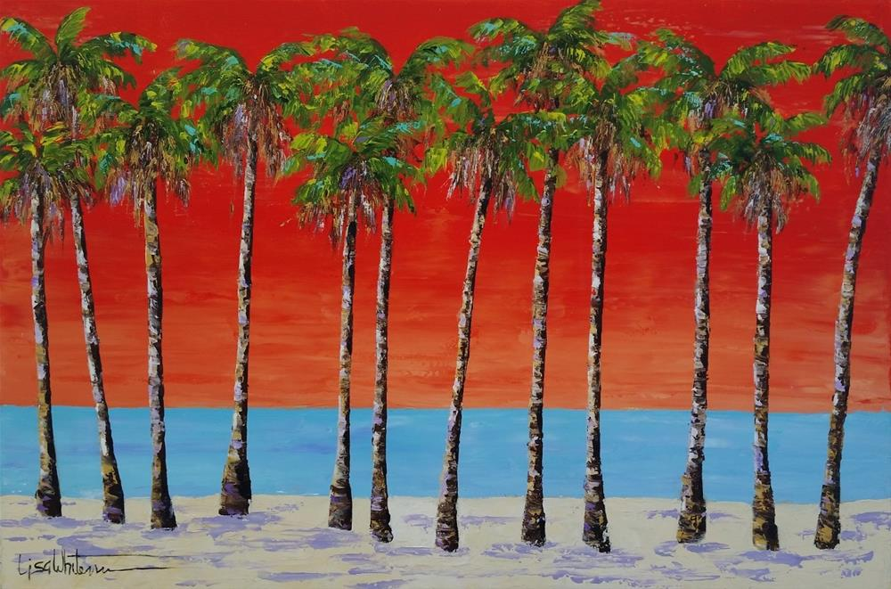 """""""32 - One day"""" original fine art by Lisa Rogers"""
