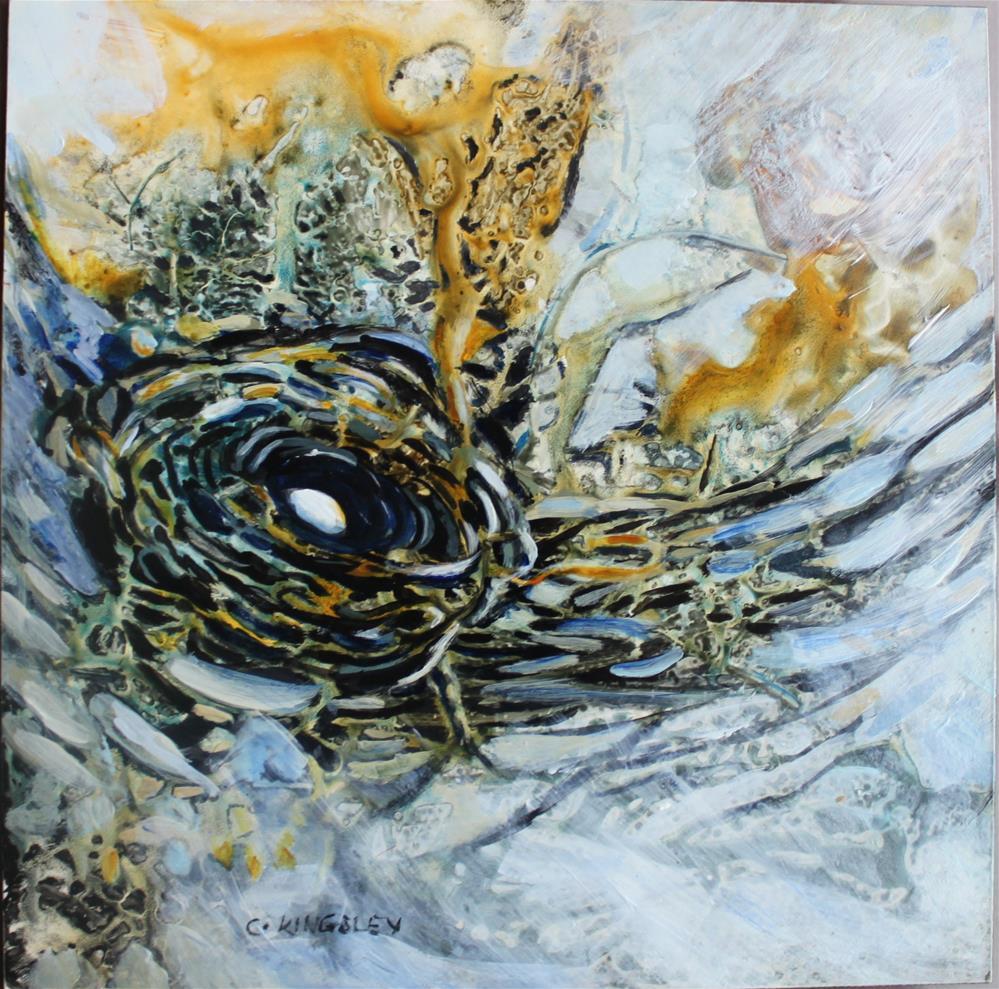 """Precious"" original fine art by Christiane Kingsley"