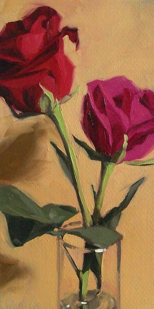 """love of roses"" original fine art by Brandi Bowman"
