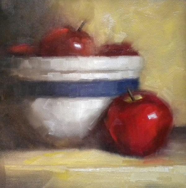 """Primary Play"" original fine art by Darla McDowell"