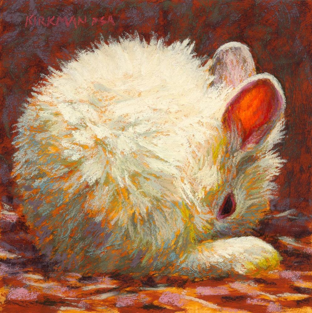 """Bun"" original fine art by Rita Kirkman"