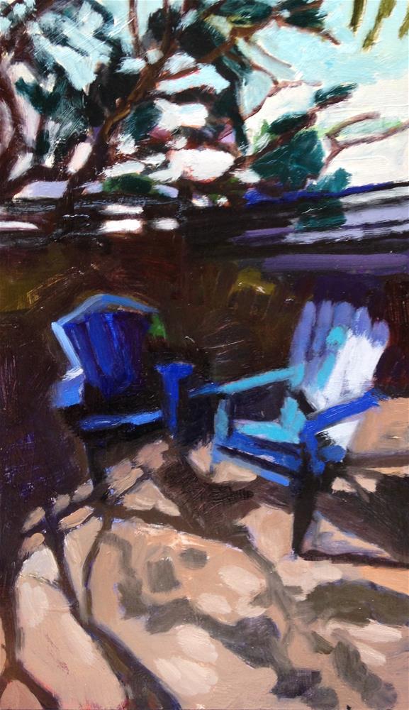 """Slow Down, You're Moving Too Fast...Jack Johnson"" original fine art by Pamela Hoffmeister"