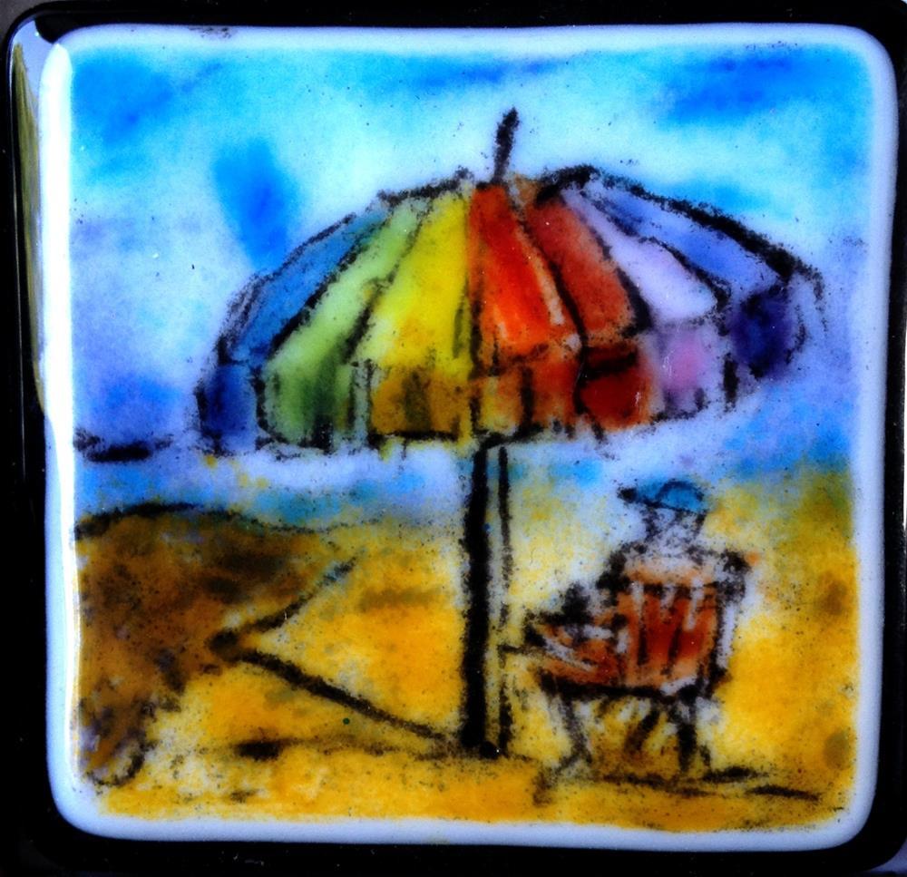 """""""Summer Cover"""" original fine art by Kristen Dukat"""