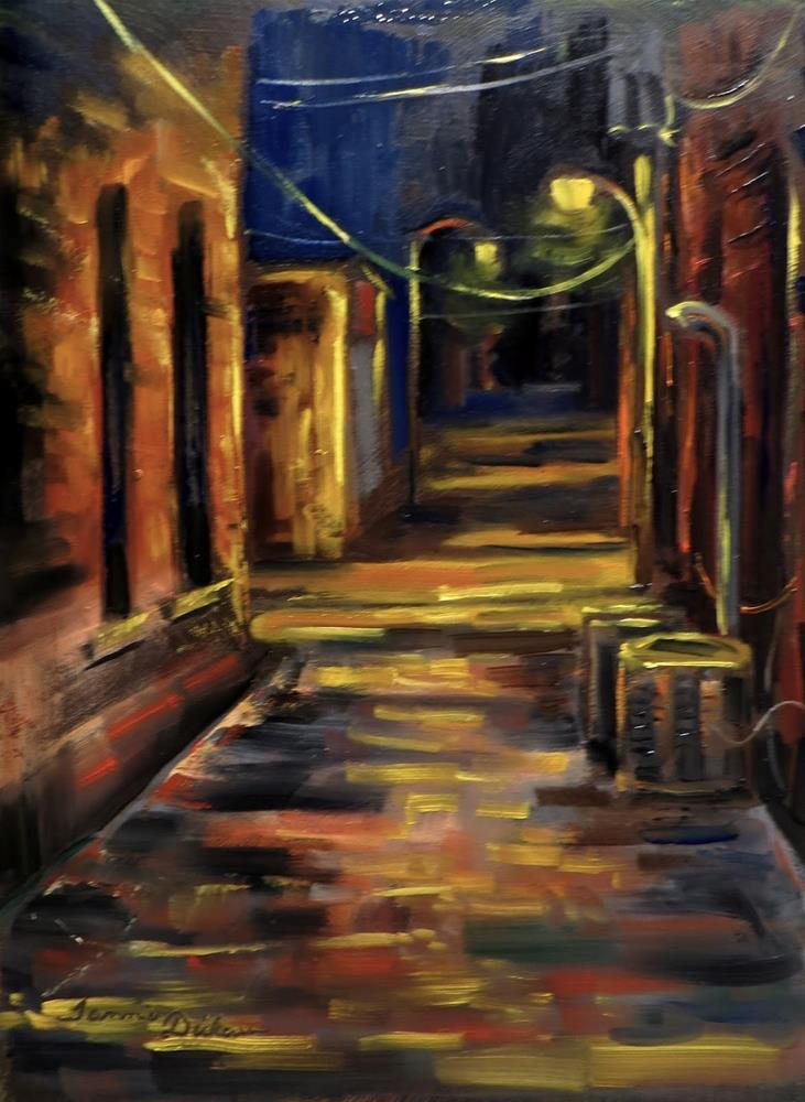 """""""From Main Street to Delaware"""" original fine art by Tammie Dickerson"""