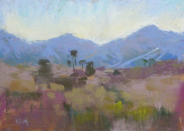 """""""From the Archives: Packing for a Plein Air Trip"""" original fine art by Karen Margulis"""