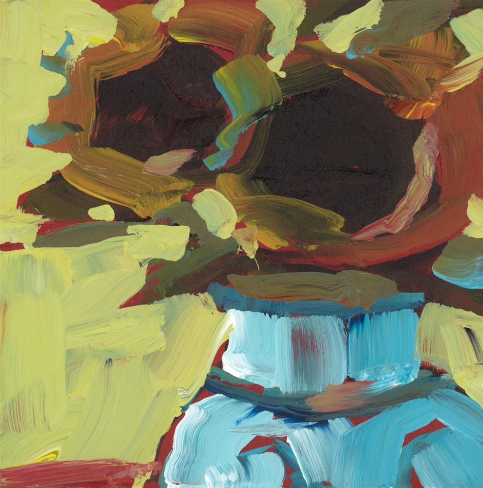 """1249: Quick Demo from Class"" original fine art by Brian Miller"