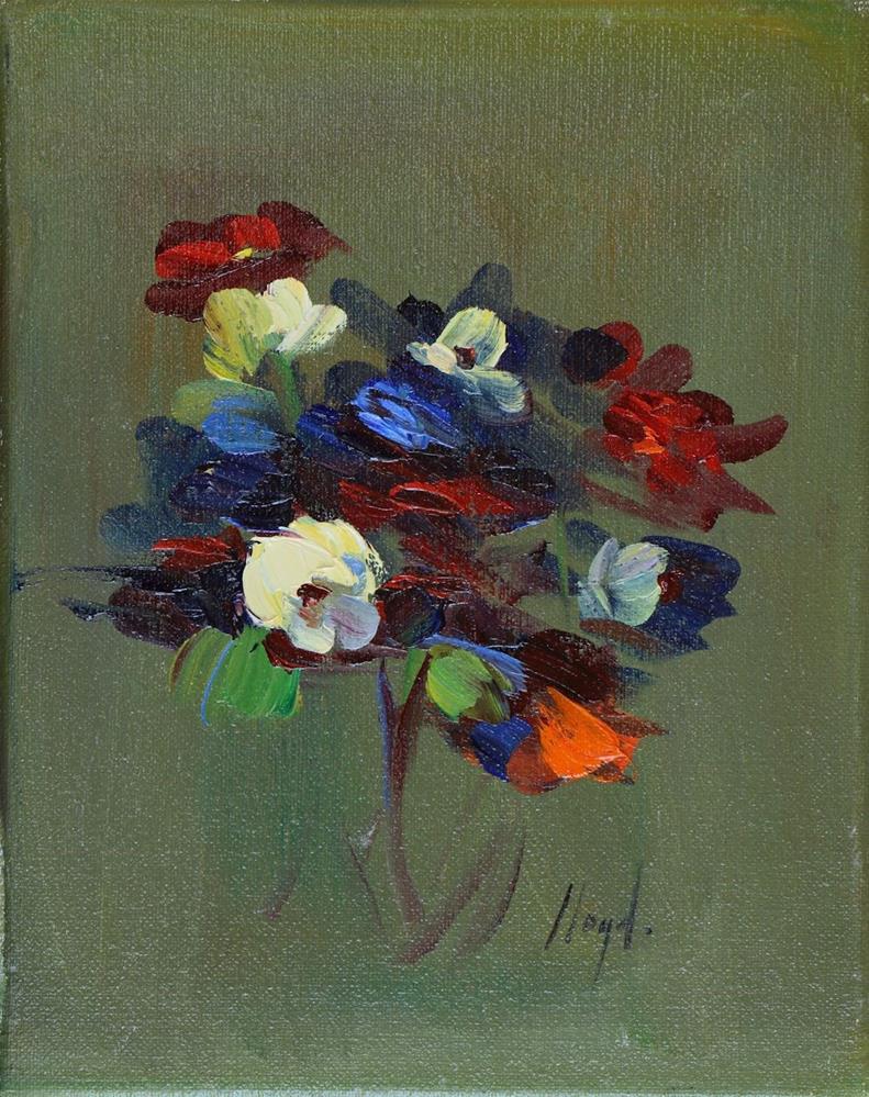 """Colors"" original fine art by Diane Lloyd"