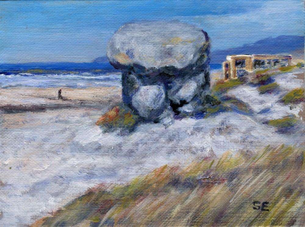 """""""Stanhenge"""" original fine art by Stanley Epperson"""