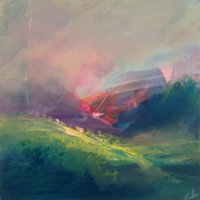 """As It Once Was"" original fine art by David Kuhn"