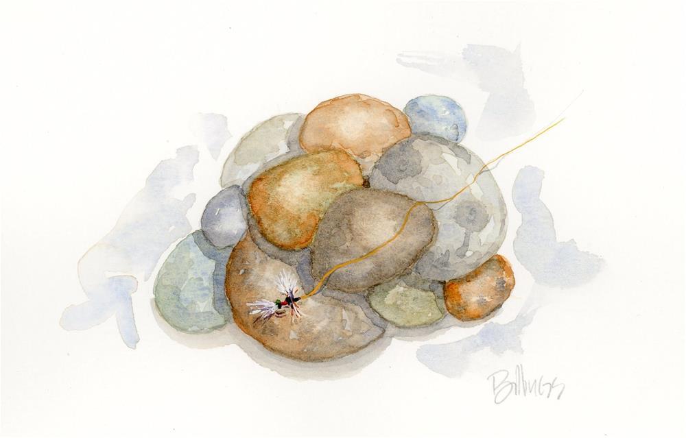 """""""Wulff Study II"""" original fine art by Susanne Billings"""