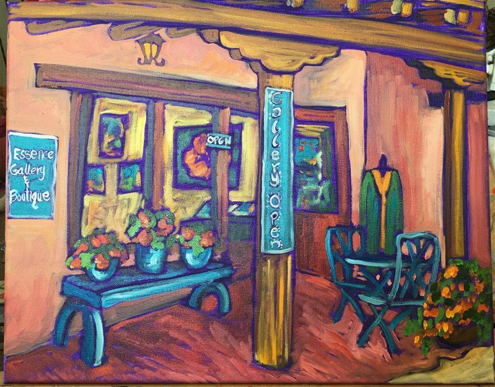 """Essence Gallery"" original fine art by Robyn Suzanne"