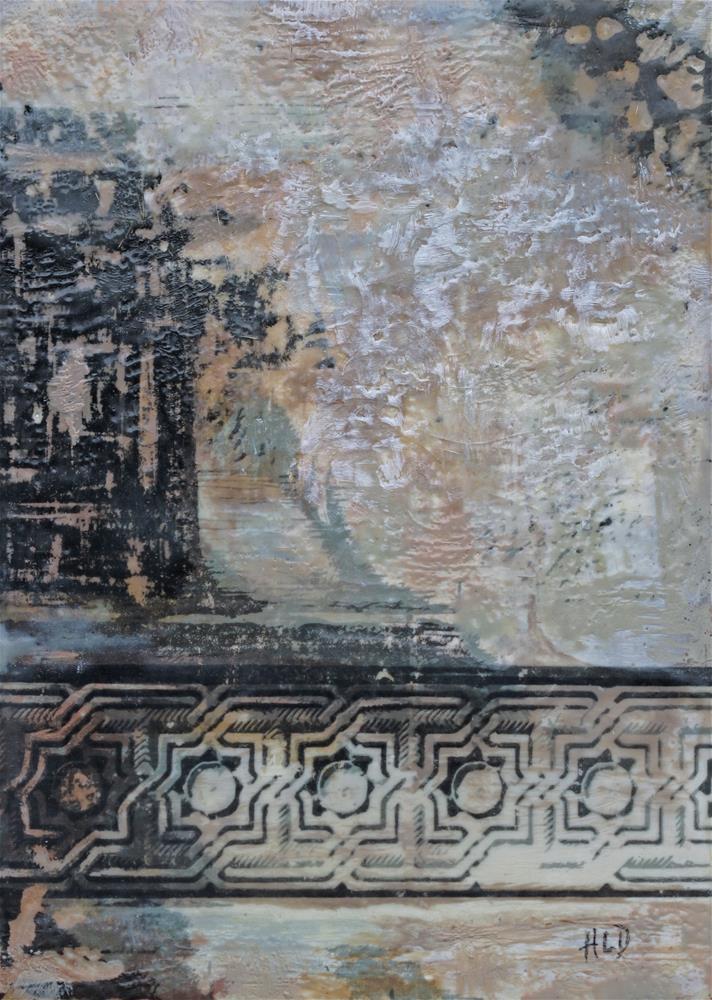 """""""Park Avenue Synagogue"""" original fine art by Heather Douglas"""