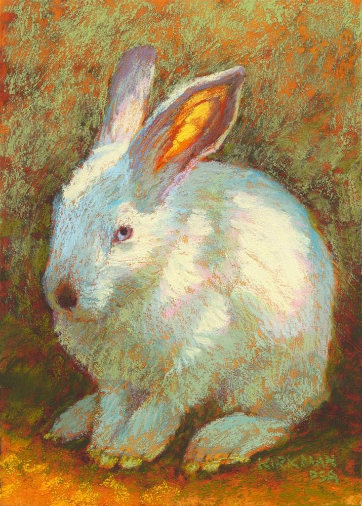 """Mousy"" original fine art by Rita Kirkman"
