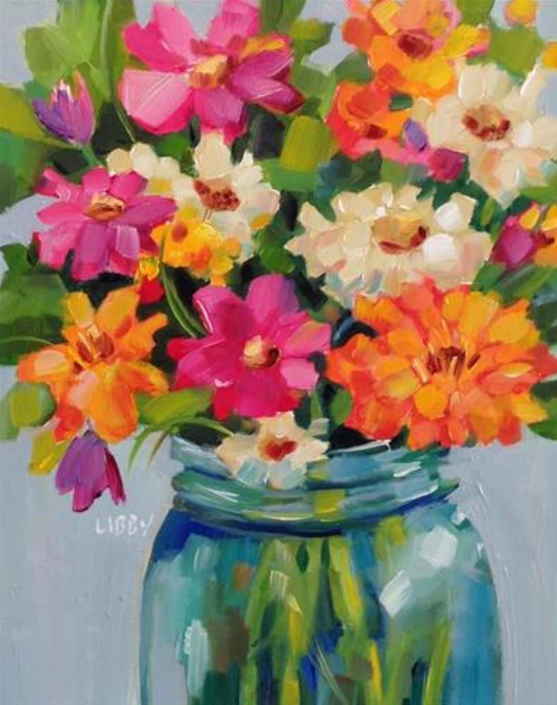 """""""Classic"""" original fine art by Libby Anderson"""