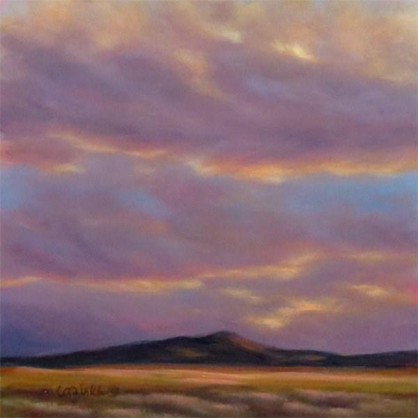 """""""Jewel Glow"""" original fine art by Carol Zirkle"""