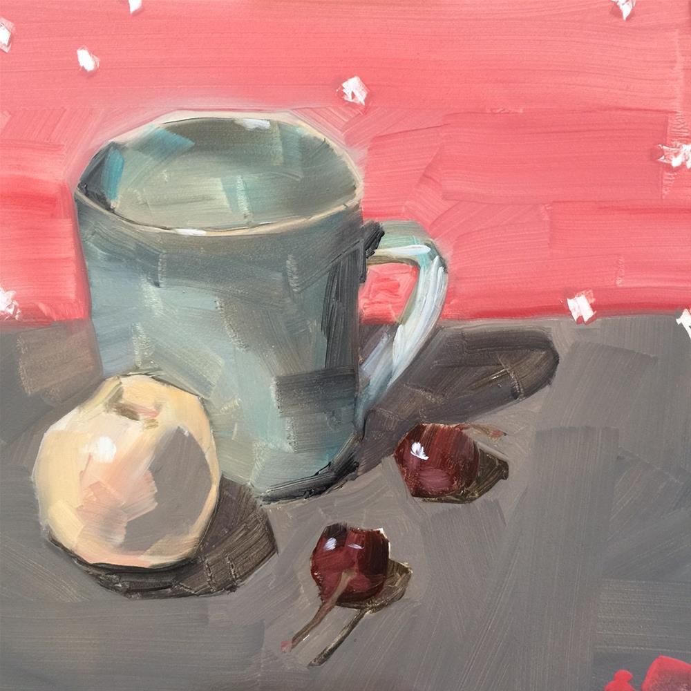 """282 Limited Melodrama"" original fine art by Jenny Doh"