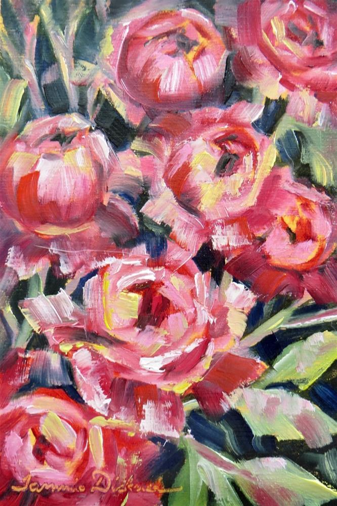 """Seven Sisters"" original fine art by Tammie Dickerson"
