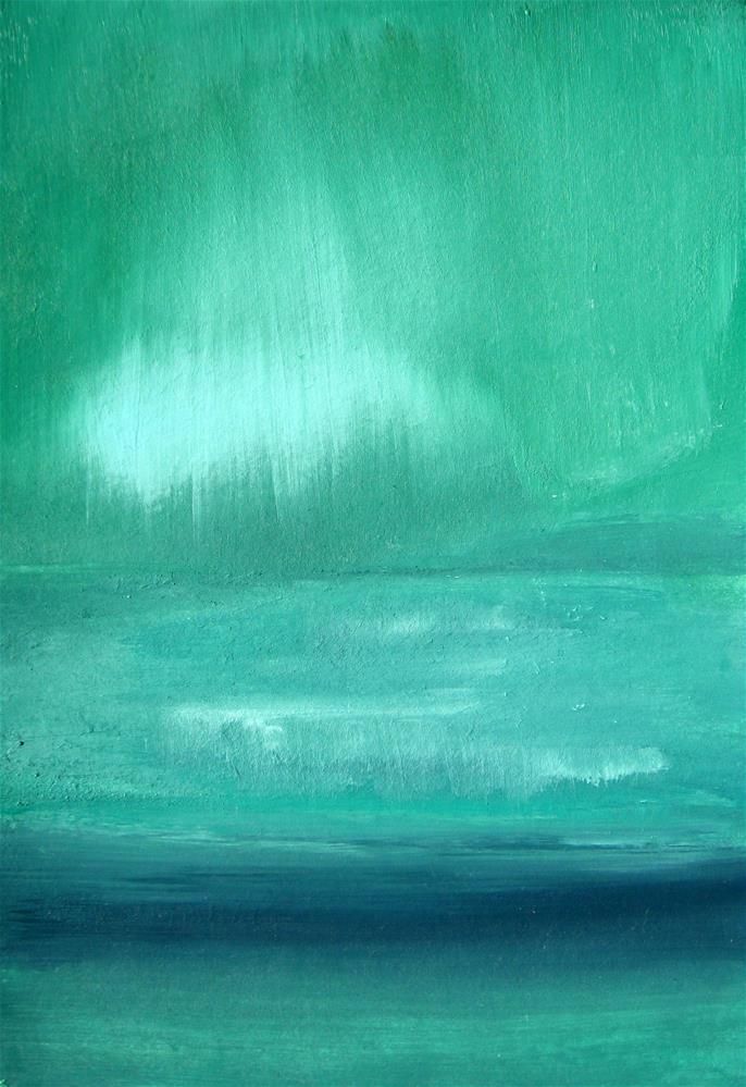 """Burst"" original fine art by Alina Frent"