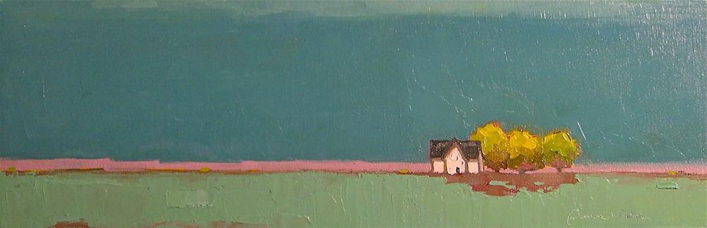 """Harmony"" original fine art by Donna Walker"