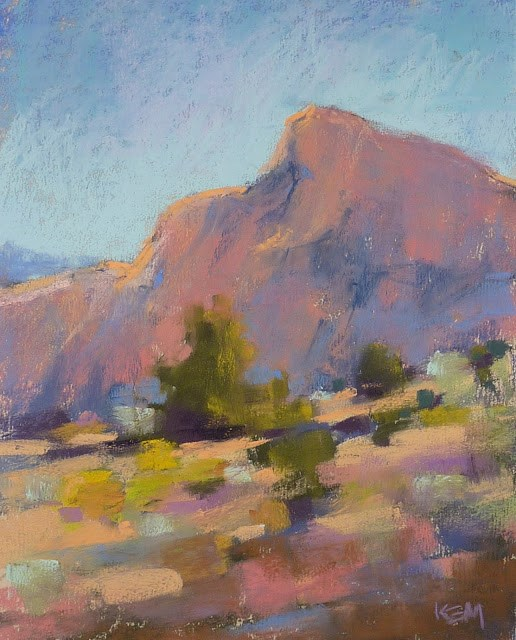 """A Simple Approach for Using Reference Photos in Painting"" original fine art by Karen Margulis"