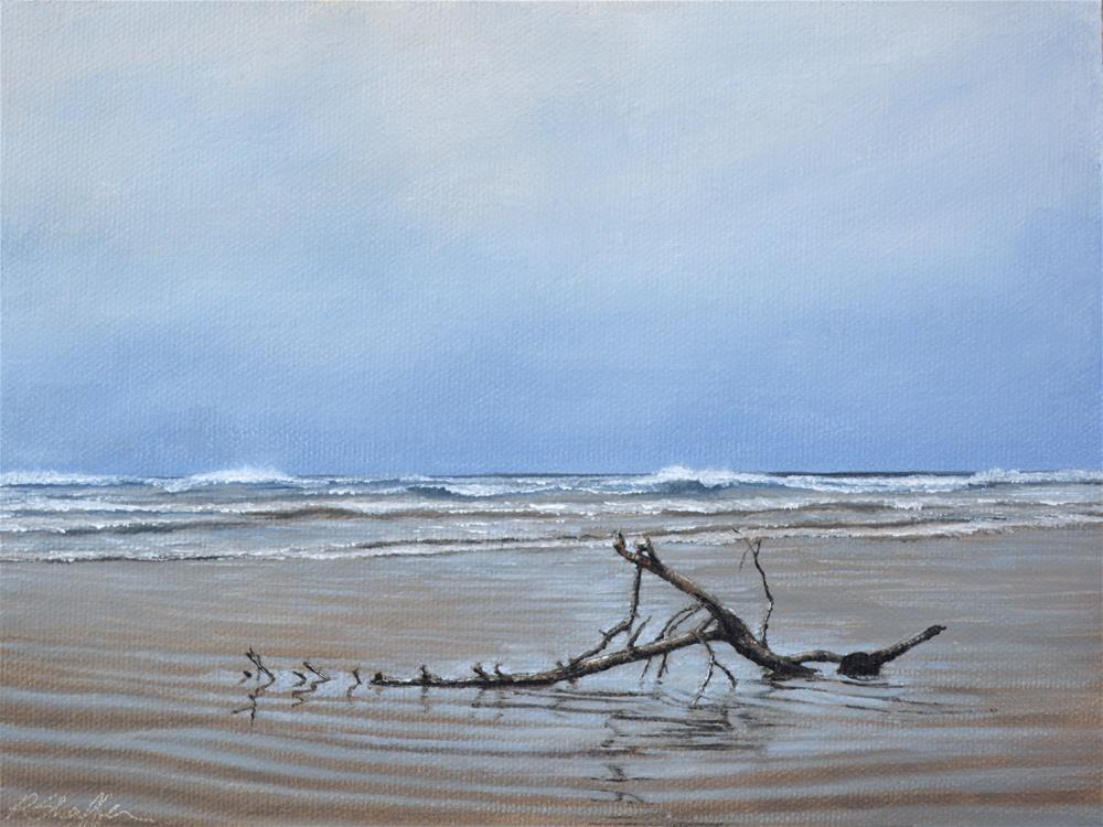 """Long Story"" original fine art by Renay Shaffer"