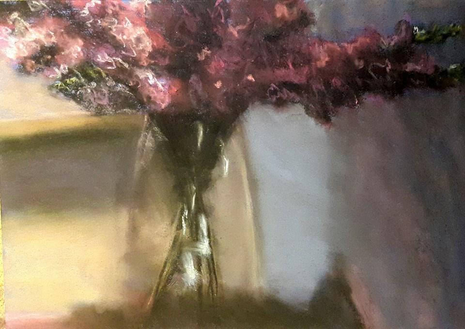 """Abundance"" original fine art by Rentia Coetzee"