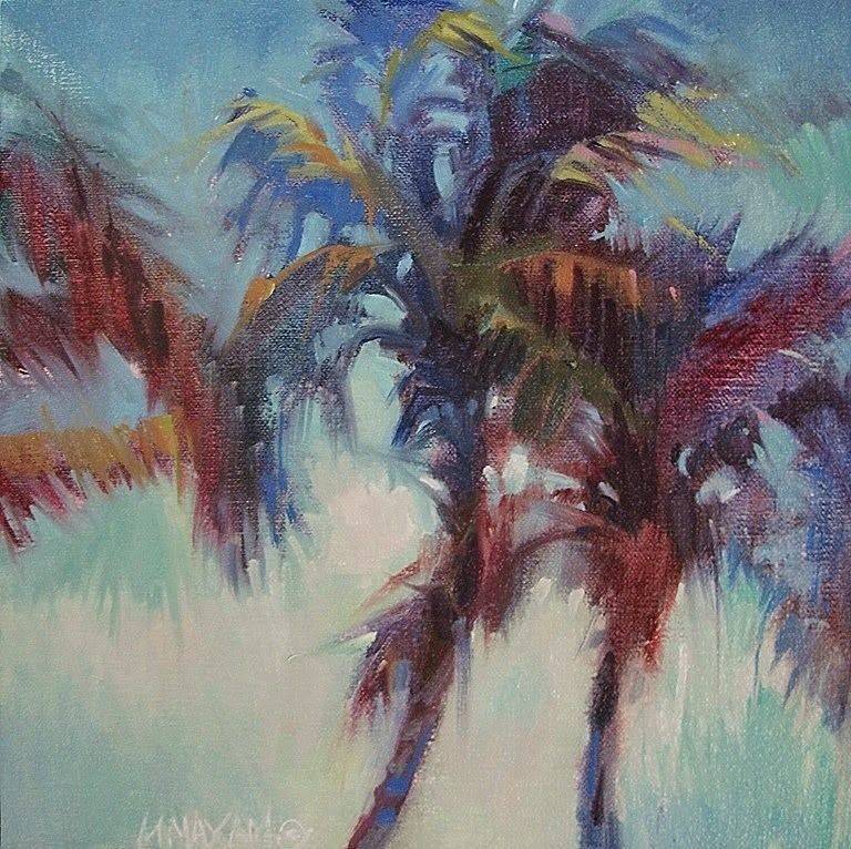 """""""How About Hawaii?"""" original fine art by Mary Maxam"""