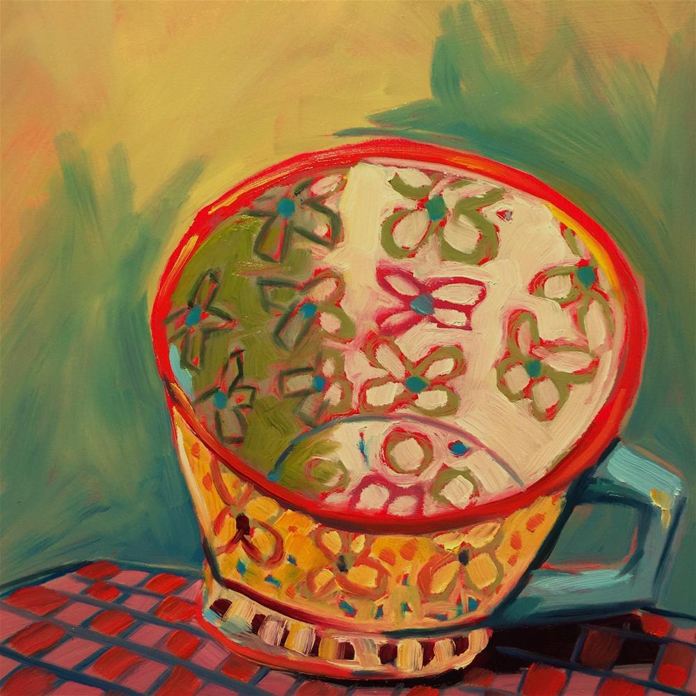 """0450: Single Serving"" original fine art by Brian Miller"