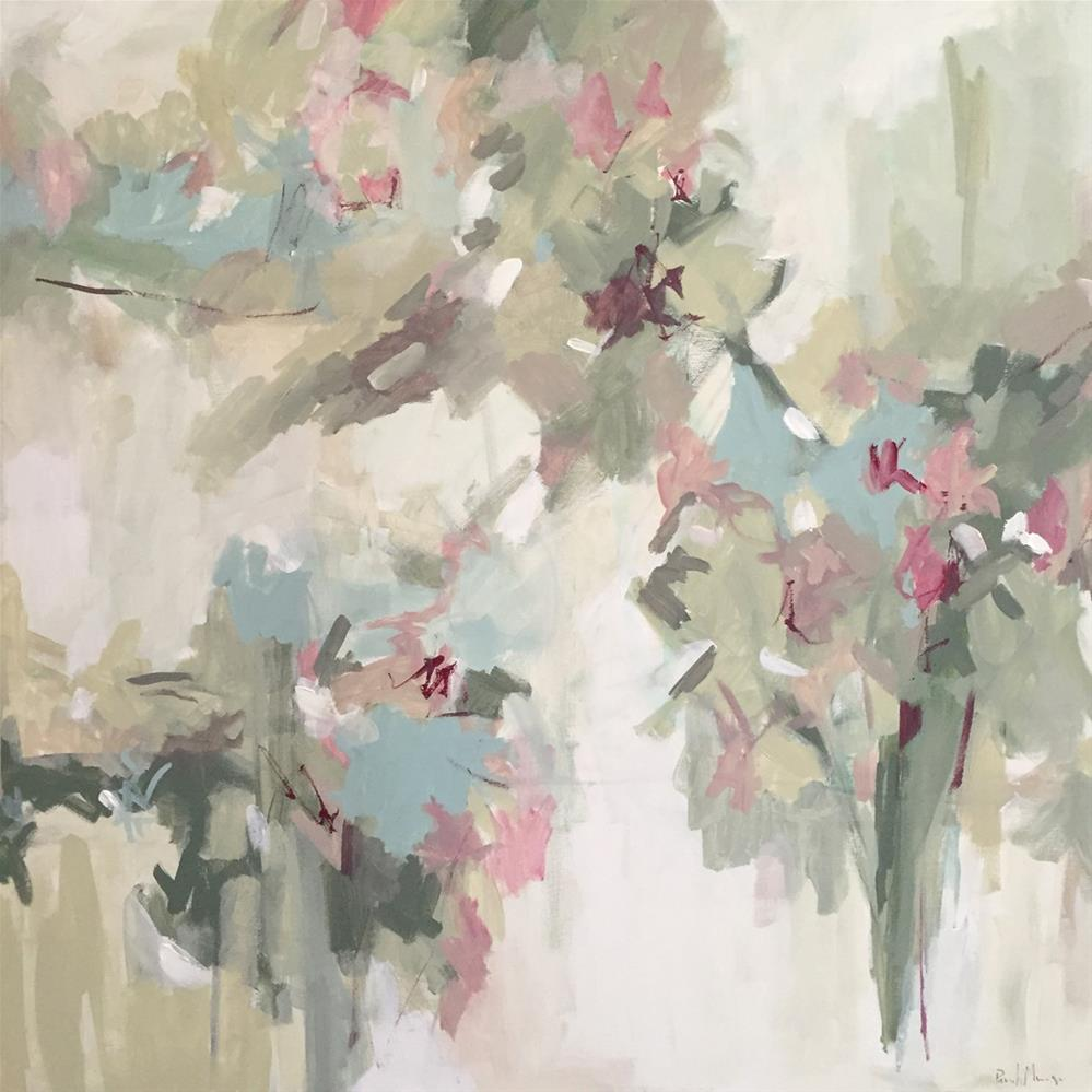 """Bridal Bouquet"" original fine art by Pamela Munger"