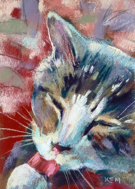 """""""A Great Resource for Reference Photos...Copyright free!"""" original fine art by Karen Margulis"""