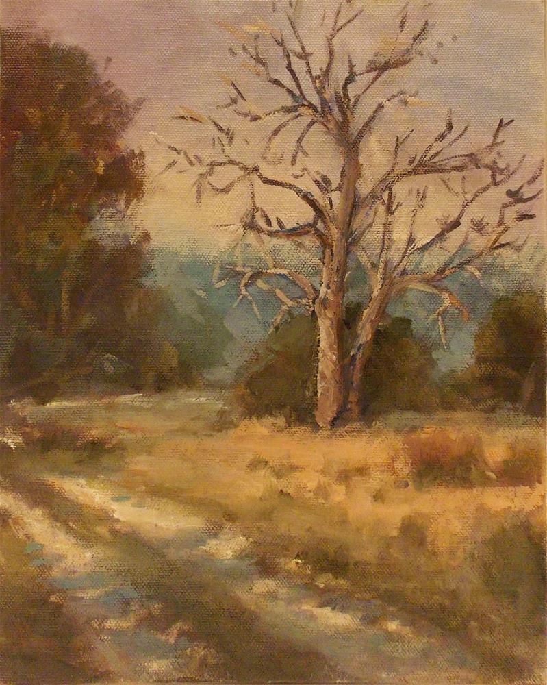 """"""" GOLDEN DAWN """" original fine art by Doug Carter"""