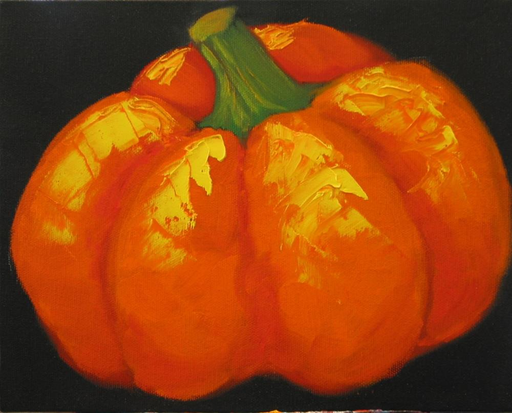 """""""Fall is coming!"""" original fine art by Patricia Murray"""