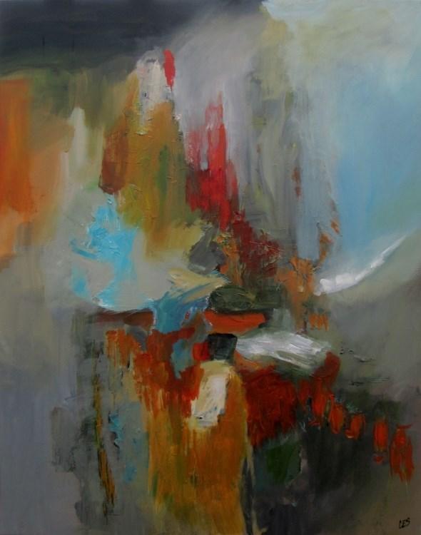 """""""The Factory"""" original fine art by ~ces~ Christine E. S. Code"""