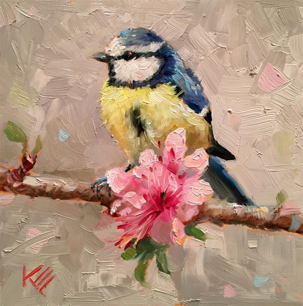 """Untitled"" original fine art by Krista Eaton"