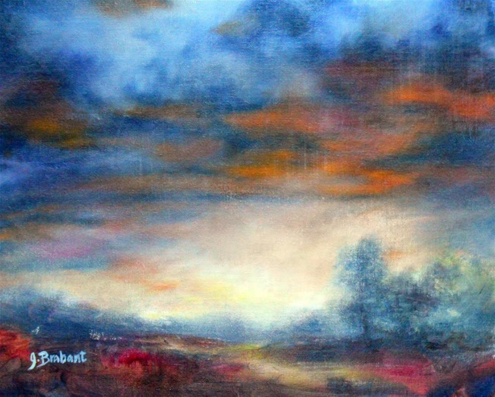 """""""Crescendo"""" original fine art by Jill Brabant"""