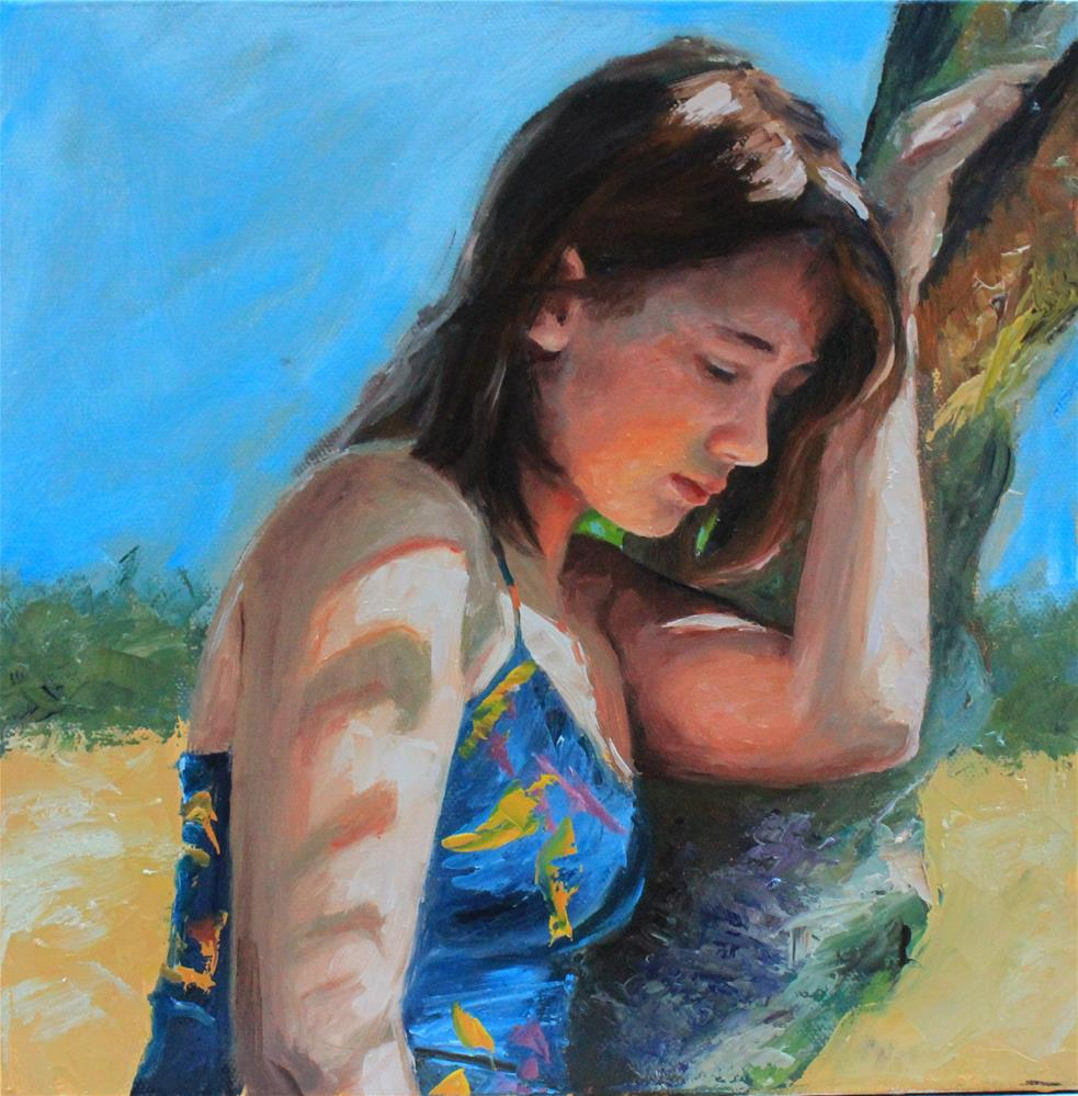 """Untitled"" original fine art by Marco Vazquez"