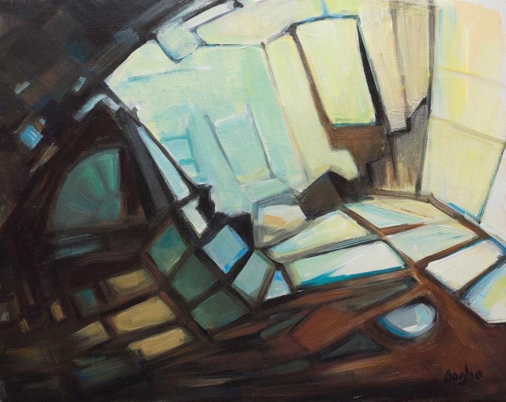 """Untitled"" original fine art by Angela Ooghe"