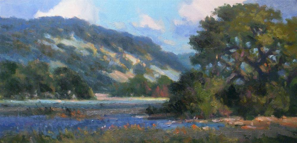 """After the Rain"" original fine art by David Forks"