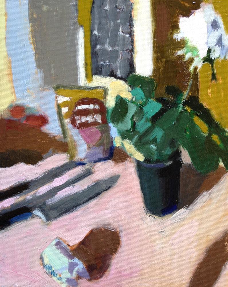 """""""Butter and Sugar"""" original fine art by Pamela Hoffmeister"""