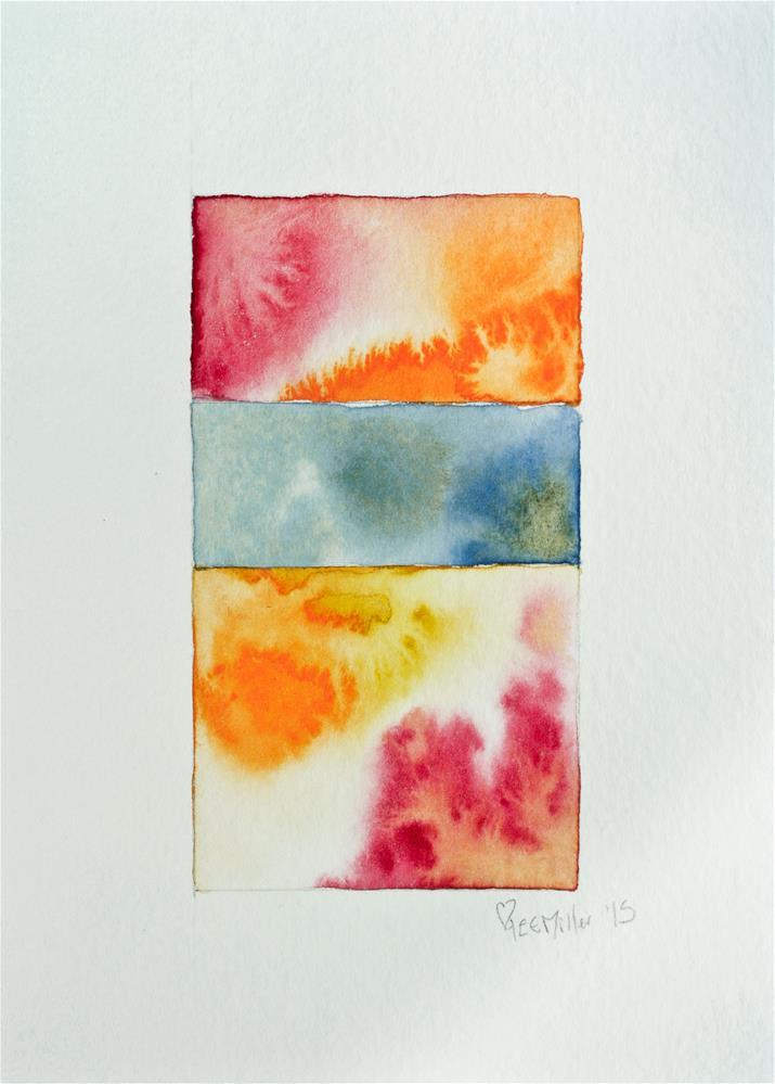 """""""Daily Study #136"""" original fine art by A.E.E. Miller"""