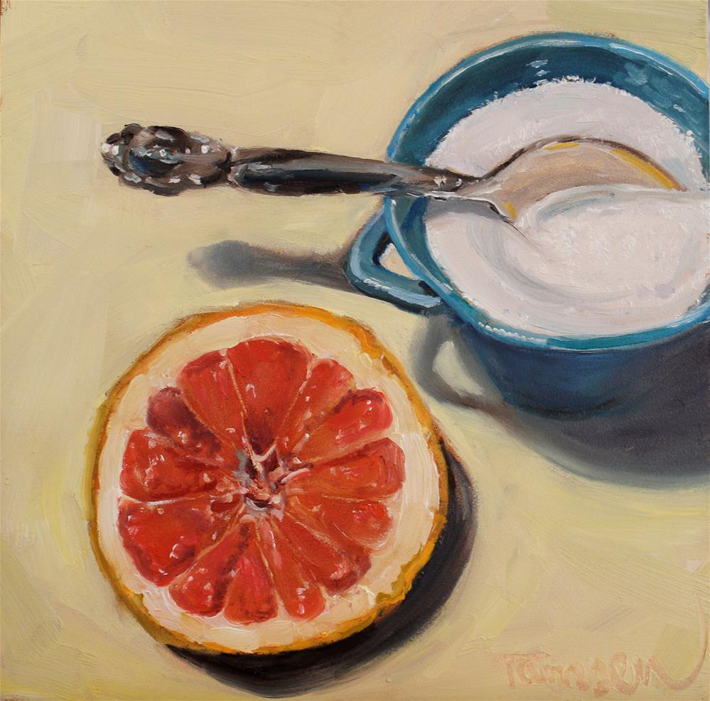 """Sweet Morning"" original fine art by Tamsen Armstrong"
