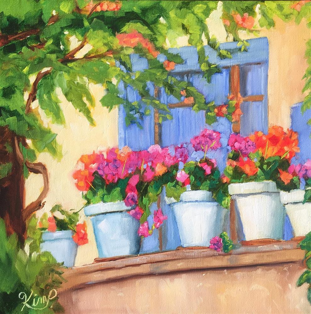 """""""Dream Love Paint 3"""" original fine art by Kim Peterson"""