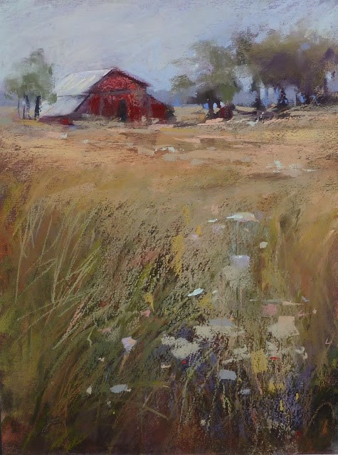 """""""How I Choose Subjects to Paint"""" original fine art by Karen Margulis"""